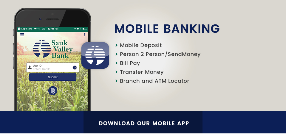 Learn About Our Mobile Banking Options