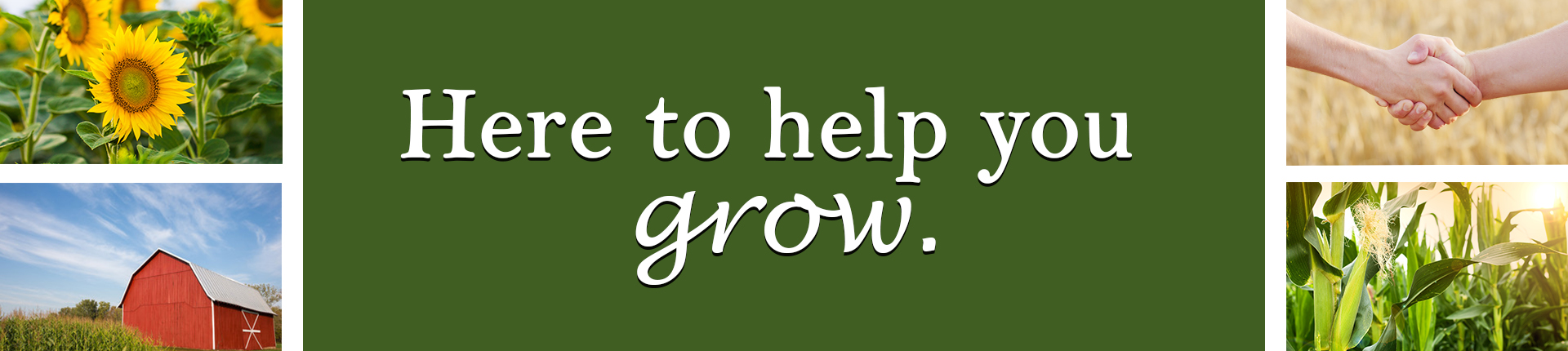 Ag- Here to help you grow